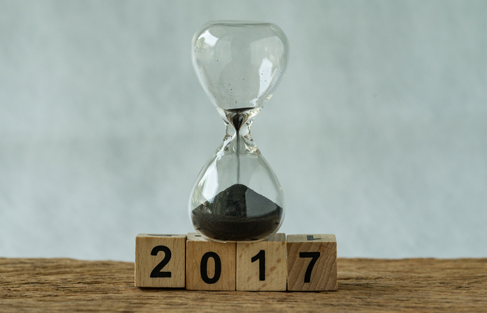 2017 in Review – Birthdays, Gong Ringing, and the Future of Sales Training