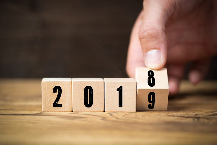 2018 in Review – Happy Employees, eLearning Awards, and a New View for Sales Training