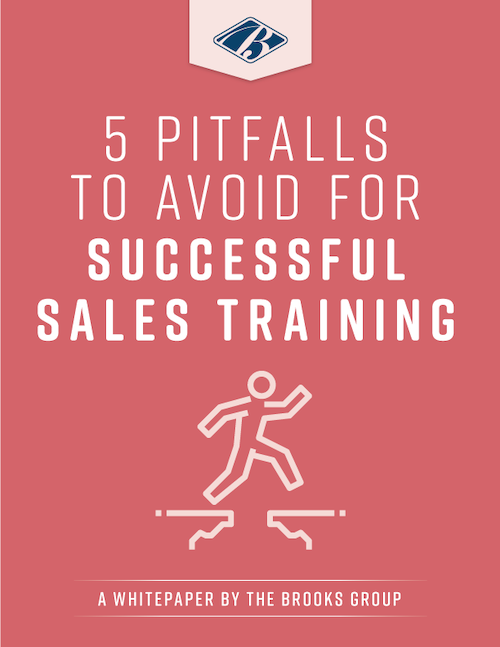5 Pitfalls to Avoid for Successful Sales Training