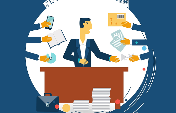 5 Things That Kill Your Sales Leadership Productivity