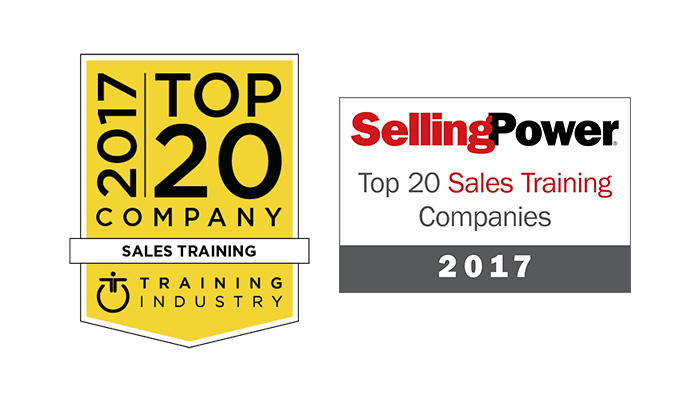 Top 20 Sales Training Companies | The Brooks Group