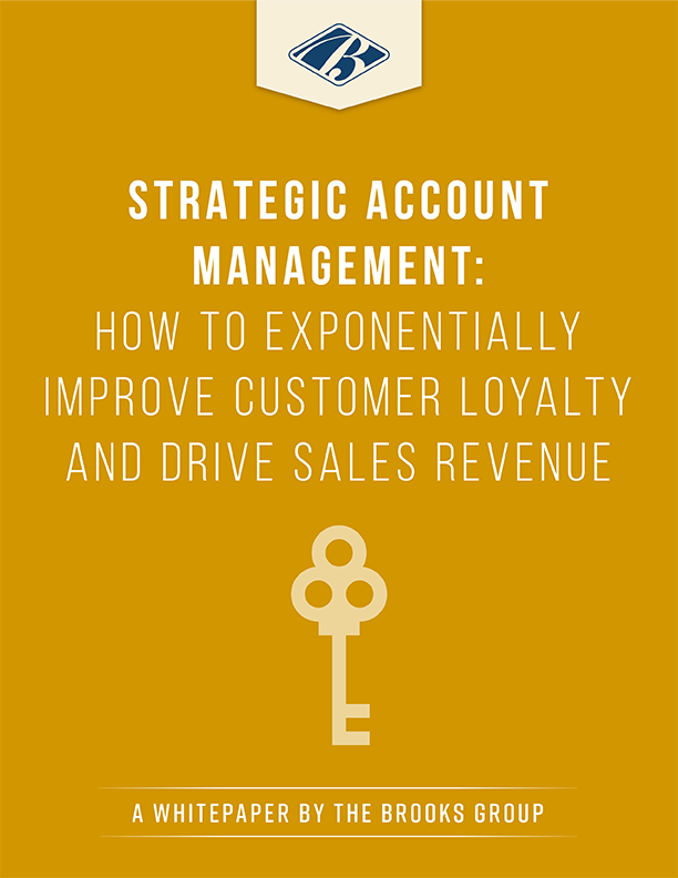Strategic Account Management - How to Exponentially Improve Customer Loyalty and Drive Sales Revenue