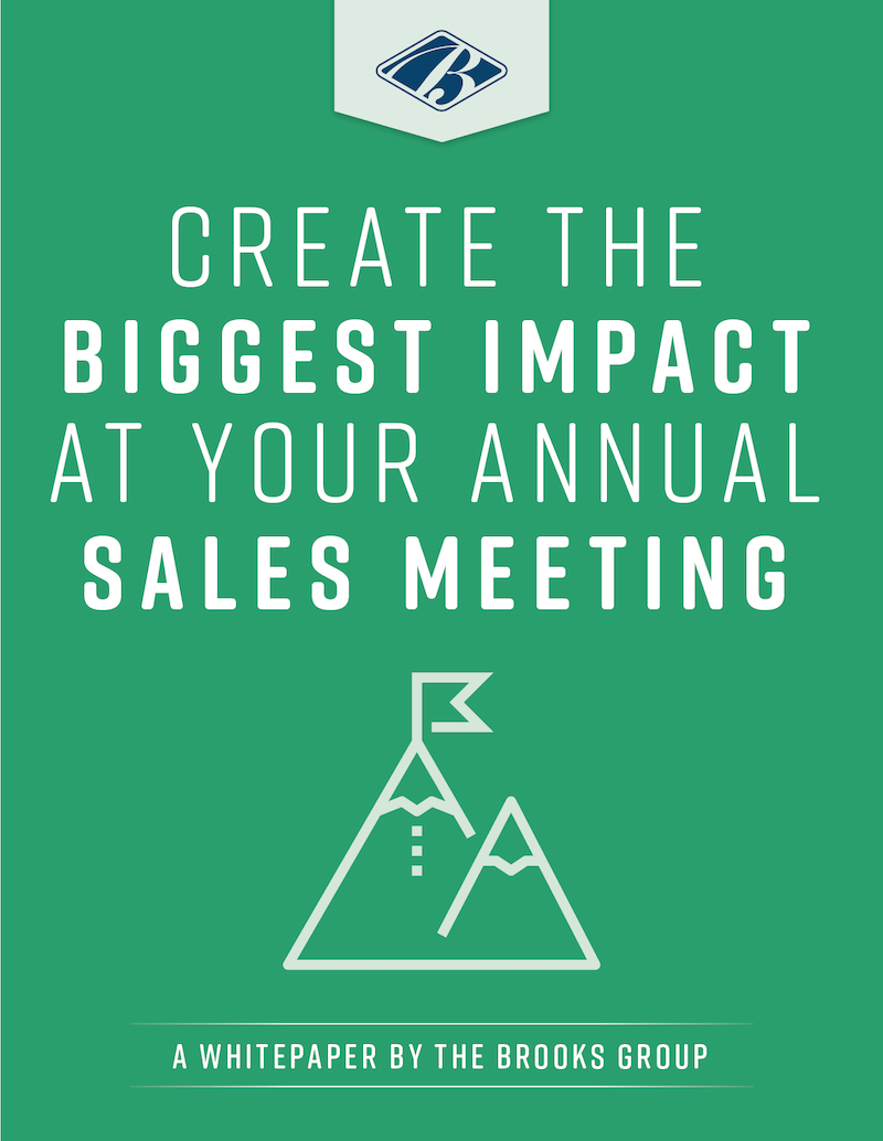 Create the Biggest Impact at Your Annual Sales Meeting