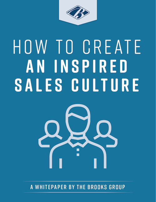 How to Create an Inspired Sales Culture