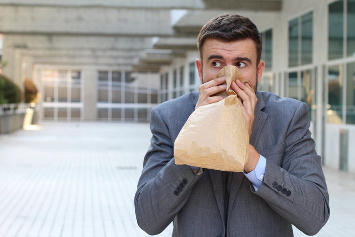 The Smell of Fear: How Bad Habits Can Kill A Deal