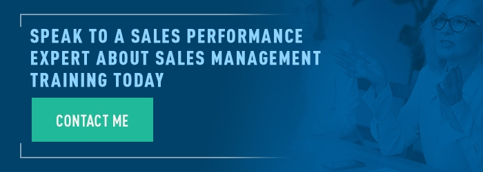speak to a sales performance expert