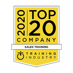 Training Industry Top 20 Sales Training Companies of the Year
