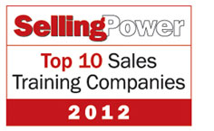selling power top sales training company 2012