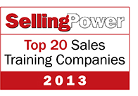 selling power top 20 sales training companies 2013