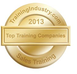 2013 training industry top training companies