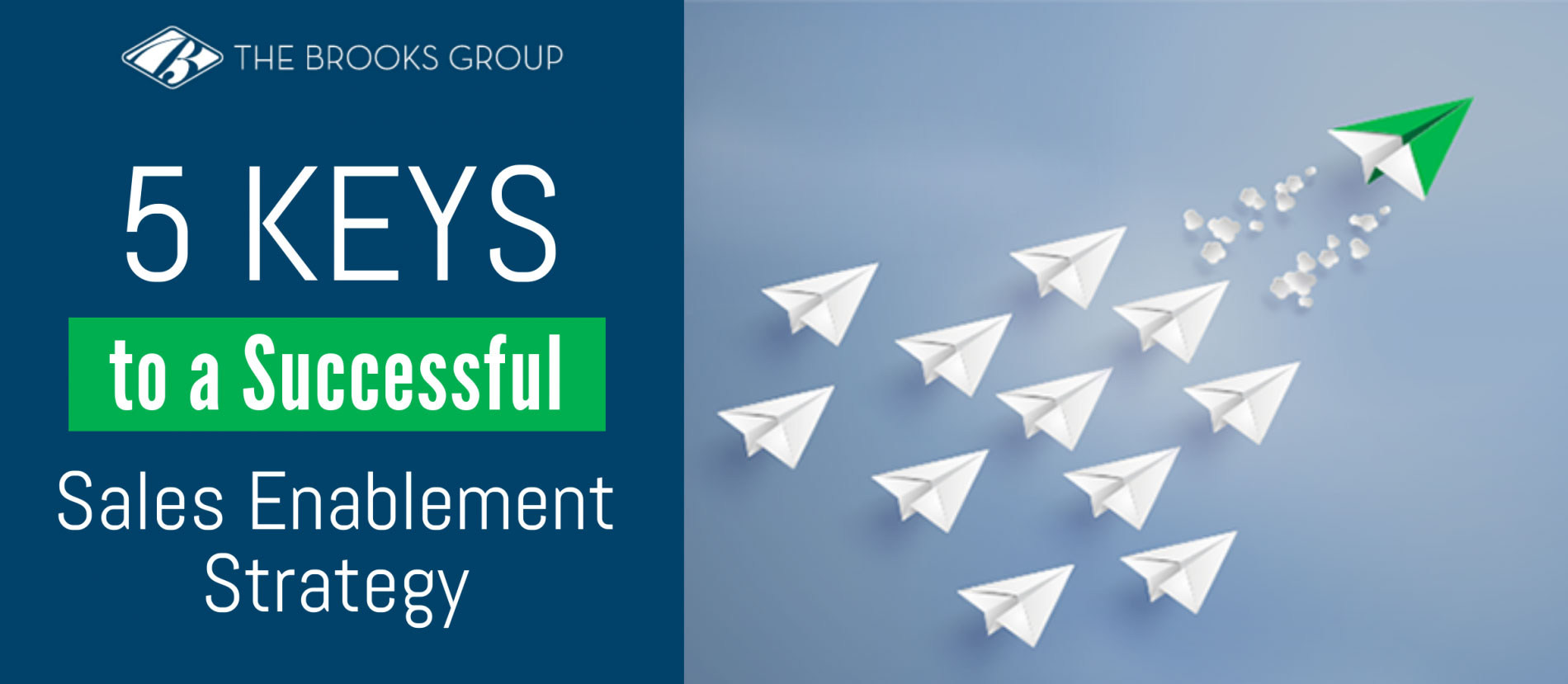 5 Keys to a Successful Sales Enablement Strategy