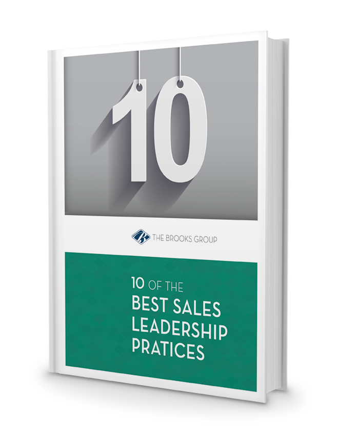 10 of the Best Sales Leadership Practices
