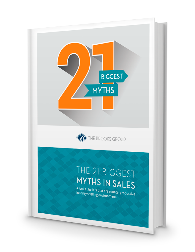 Biggest Myths in Sales