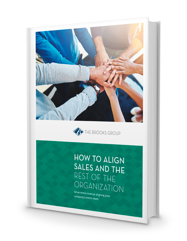 How to Align Sales and the Rest of the Organization
