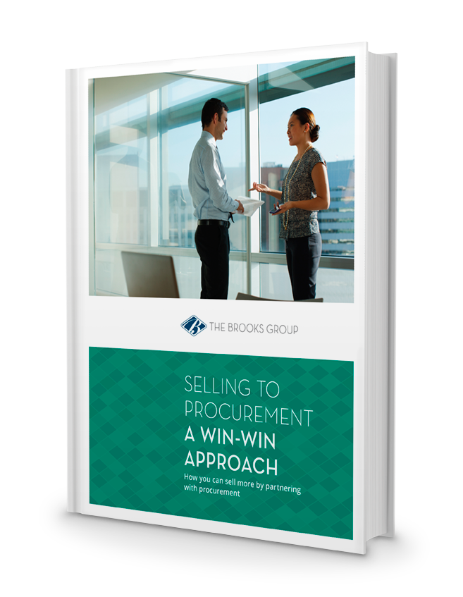 Selling to Procurement: Win-Win Approach