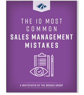 10 Most Common Sales Management Mistakes