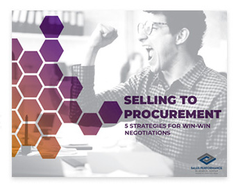 Selling to Procurement: 5 Strategies for Win-Win Negotiations