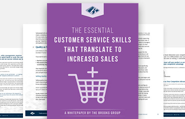 The Essential Customer Service Skills That Translate to Increased Sales