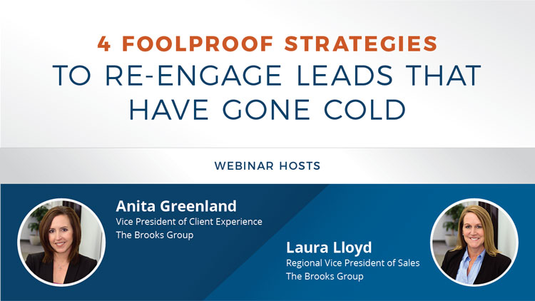 4 Foolproof Strategies to Re-engage Leads that Have Gone Cold