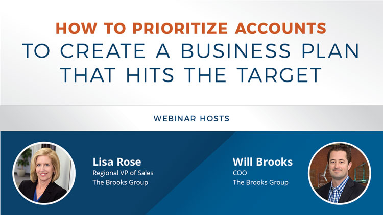 How to Prioritize Accounts to Create a Business Plan that Hits the Target