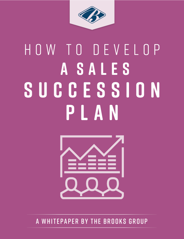 How to Develop a Sales Succession Plan