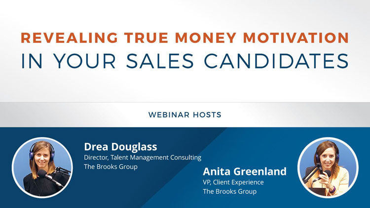 Revealing True Money Motivation in Your Sales Candidates