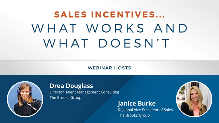 Sales Incentives... What Works and What Doesn't