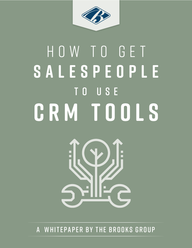 How to Get Salespeople to Use CRM Tools