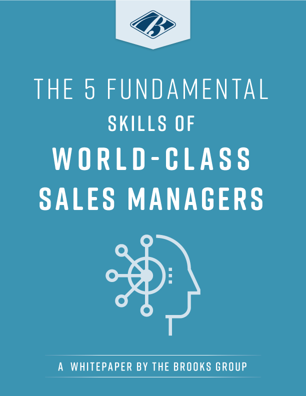 The 5 Fundamental Skills of World-Class Sales Managers