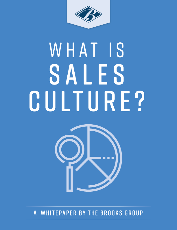 What is Sales Culture?