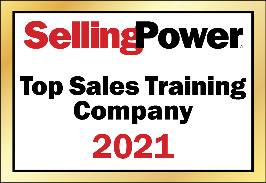 selling power magazine top 20 sales training companies of the year
